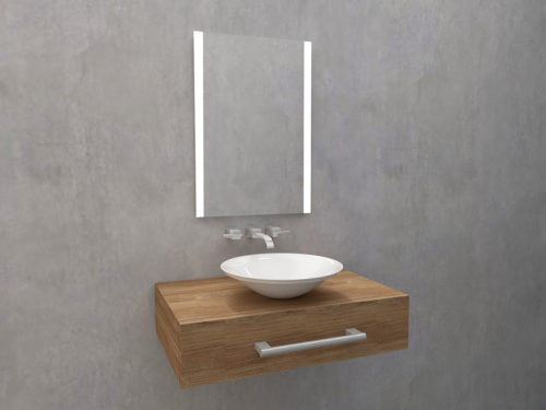 Aventi - Mirror with LED lighting - manufacturer of mirrors