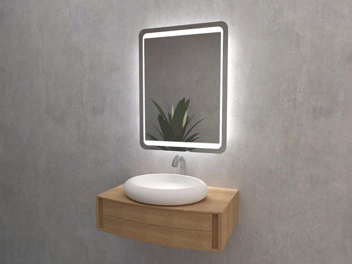 Darnlej - lustro z oświetleniem LED. Polski producent luster.