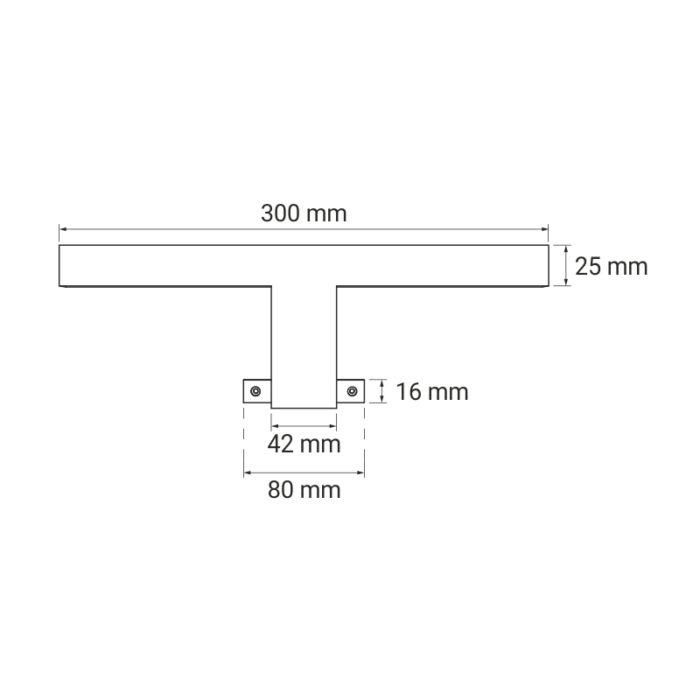 Sabi S - wysięgnik LED